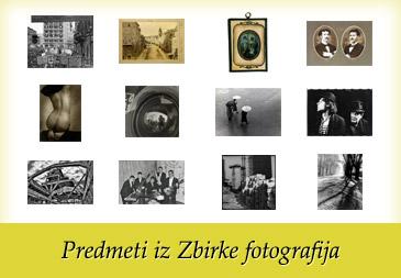 Predmeti iz Zbirke fotografija