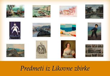 Predmeti iz Likovne zbirke