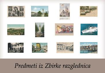 Predmeti iz Zbirke razglednica